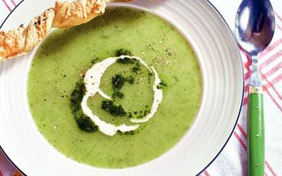Courgettesoup